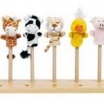 Živali naprstne lutke